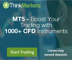 MT5 Broker ThinkMarkets